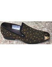 Loafer Black Sparkle Model