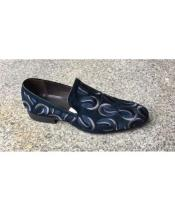 Slip On Shoe Blue