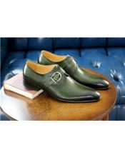 Mens Carrucci Shoe Stitched
