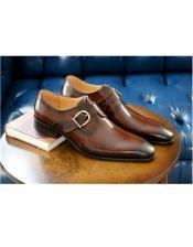 Carrucci  Shoe Cognac