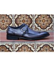 Black Design Wingtip