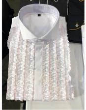 Classic Ruffled Trendy Dress