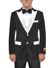 Two Button mens Blazer