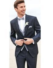 Attire Suit Menswear Black