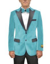 Light Blue Tuxedo Two
