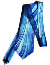 Extra Long Aquamarine Silk