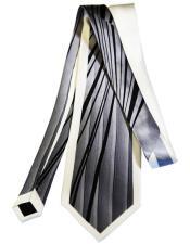 Silk Silver Extra Long
