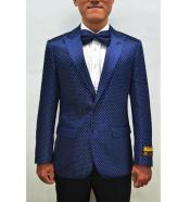 Sport Jacket Polka Dot