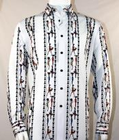 Full Cut White Fashion