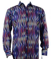 Fashion Long Sleeve Purple
