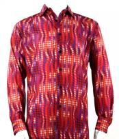 Full Cut Fashion Red
