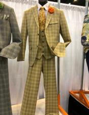 Vintage Plaid ~ Windowpane