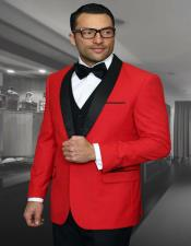 for Prom Red 1-Button