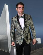 Dinner Jacket Blazer One