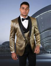 Wedding Shiny Flashy Blazer