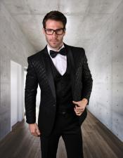 Velvet Tuxedo Statement Clothing