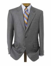 Suits Gray Clearance Sale