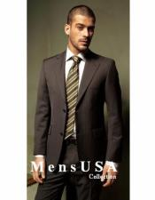 Clearance Suits Sale Brown