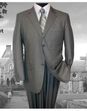 Gray Suits Clearance Sale