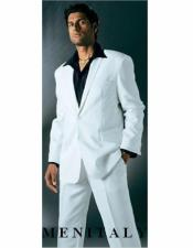 3 White Suits Clearance