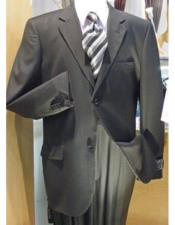 Dark Charcoal Gray Suits