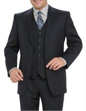 Suits Navy Blue Clearance