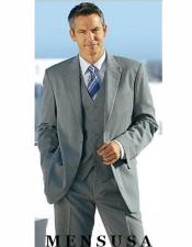 Suits Mid Gray Clearance