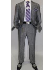 Suit  Summer Linen