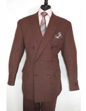 King Burgundy 100% Wool