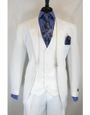 Notch Lapel Suit