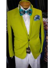 Blazer  One Button