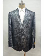 men's Alligator Python For Blazer Sport Coat Sale Ostrich Looking Snakeskin Print Snake Jacket