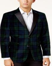 Tartan Plaid Window Pane