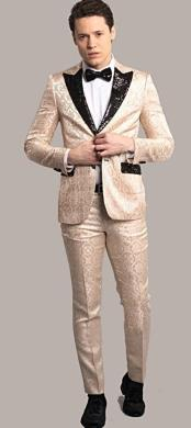 Giovanni Testi Gold Jacket