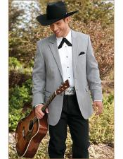 Western Outfit Wedding Tuxedo
