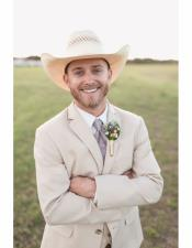 Wedding Western Attire Outfit
