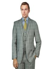 One Chest Pocket Suit