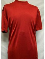 Red Poly / Rayon