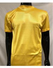 Gold Neck Shirts For
