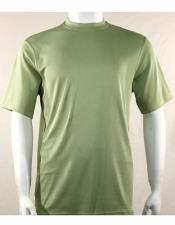 Mock Mint Neck Shirts