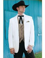 Wedding Cowboy Suit Jacket