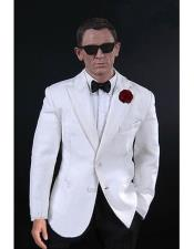 WhiteJames Bond Tuxedo