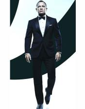 Bond Outfit Tuxedo Navy