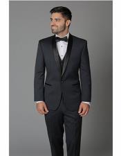 Bond Tuxedo Black Shawl