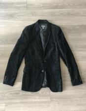 Black Peak Lapel Two