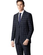 Window Pane Plaid Taylor
