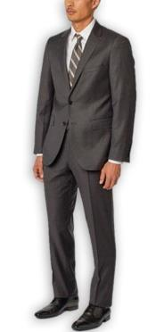 Charcoal Suit Separates By