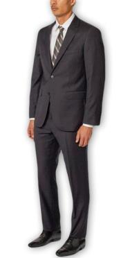 Suit Separates Wool Navy