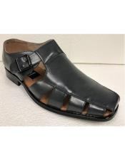 Gray Closed Toe Formal/Casual