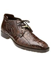 Crocodile Belvedere Gaylord Ankle